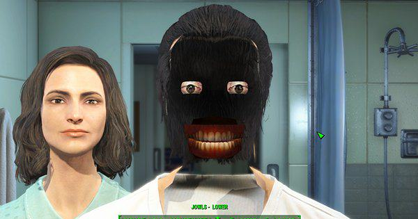 Heres What The New Fallout 4 Patch Fixes On Consoles Fallout 4 character glitch