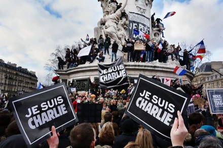 When Social Media Is A Force For Good Je suis Charlie Paris 11 January 2015 3 440x293