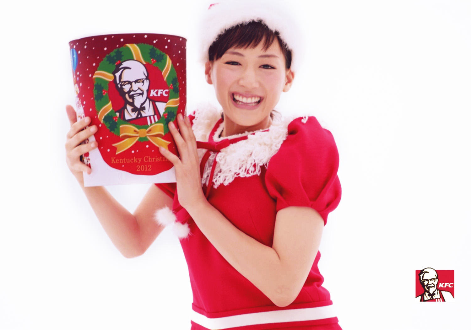 The Traditional Japanese Christmas Dinner Is KFC, Because Why Not? KFC Christmas in Japan