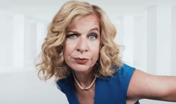 Prize Bellends Katie Hopkins and Donald Trump Are Best Buds, Obviously Kate Hopkins 594601