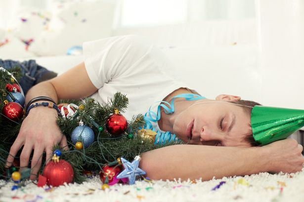 Five Awesome Meals Your Xmas Leftovers Can Be Made Into Man Sleeping Christmas