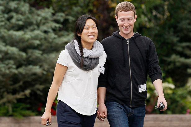 Thousands Of Facebook Users Thought Mark Zuckerberg Was Going To Make Them Rich Mark Zuckerberg and Priscilla Chan