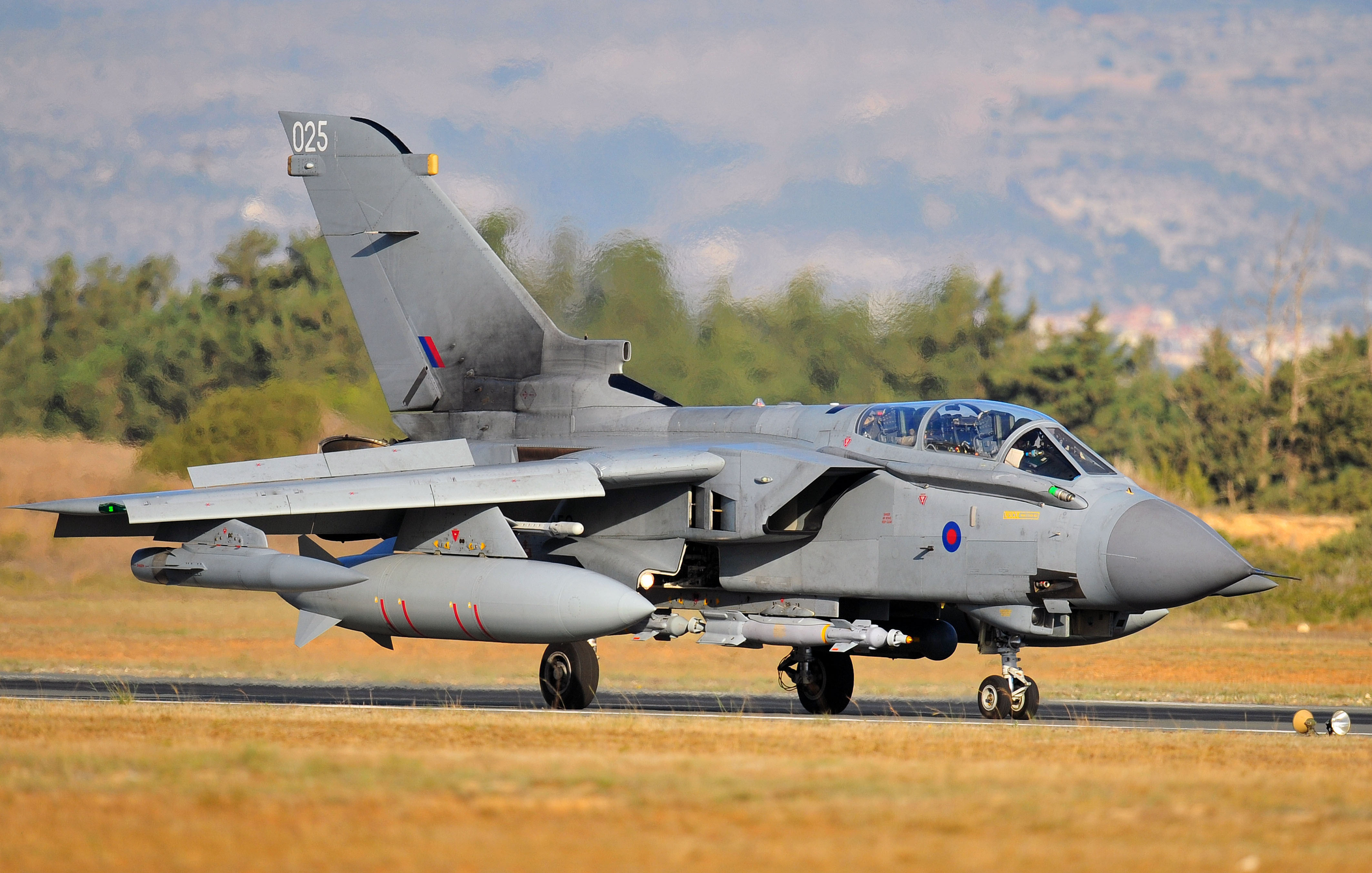 Video Shows RAFs Second Attack On ISIS Targets In Syria Nick Ansell PA Images