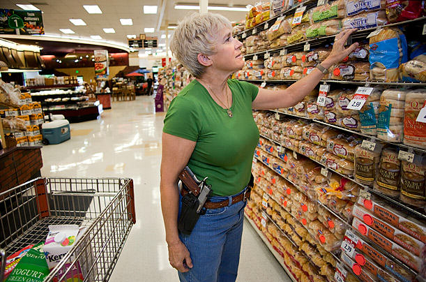 Texas Introduce Shocking New Gun Law, Theyve Officially Lost The Plot Opencarry
