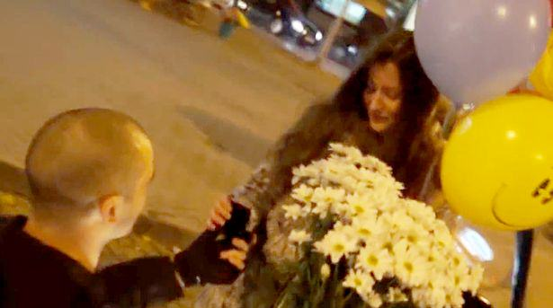 Police Stage Terrorist Attack For Weirdest Wedding Proposal Ever PAY A group of tough Russian riot 1 1