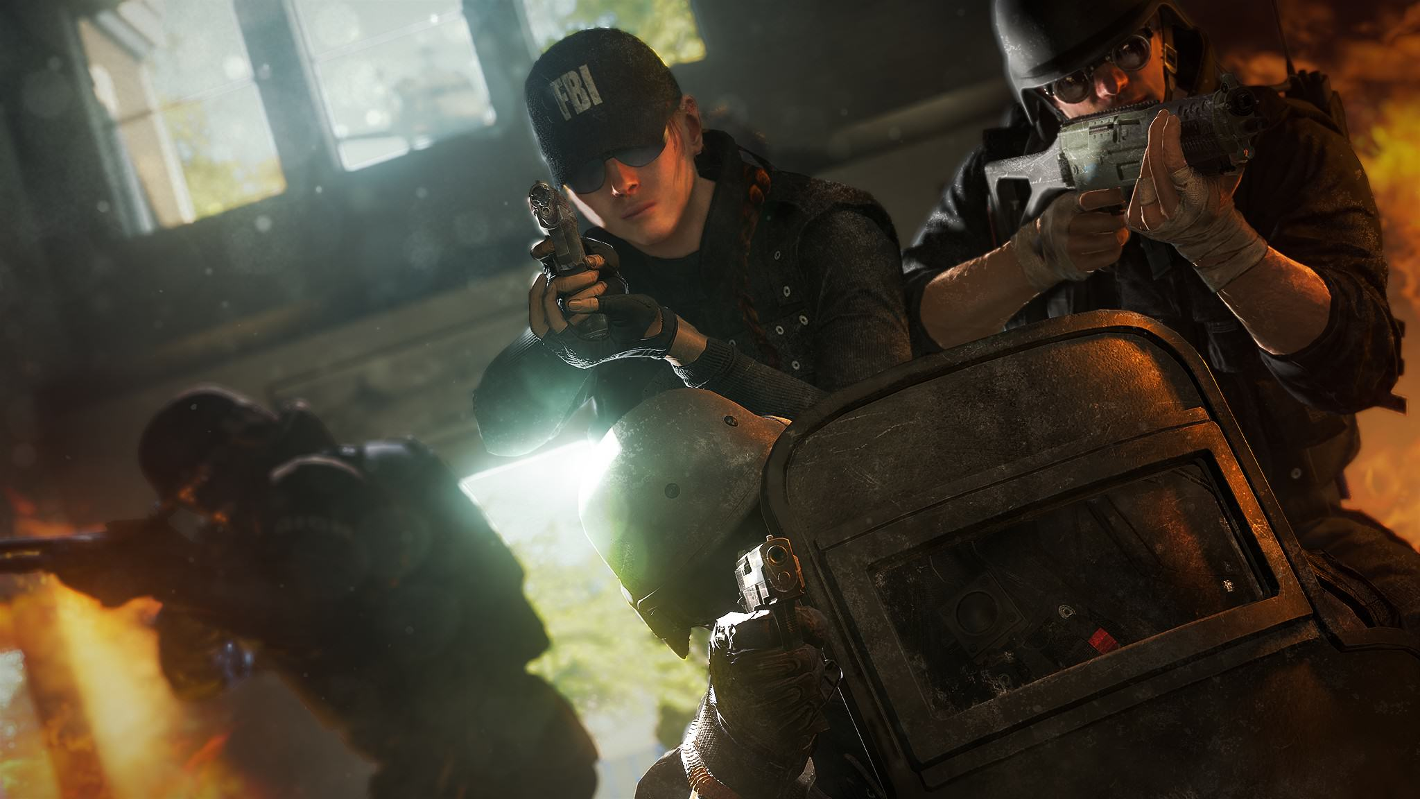 Rainbow Six Siege Is Excellent Fun With Friends   When It Works R6S  S09 Tight 197396