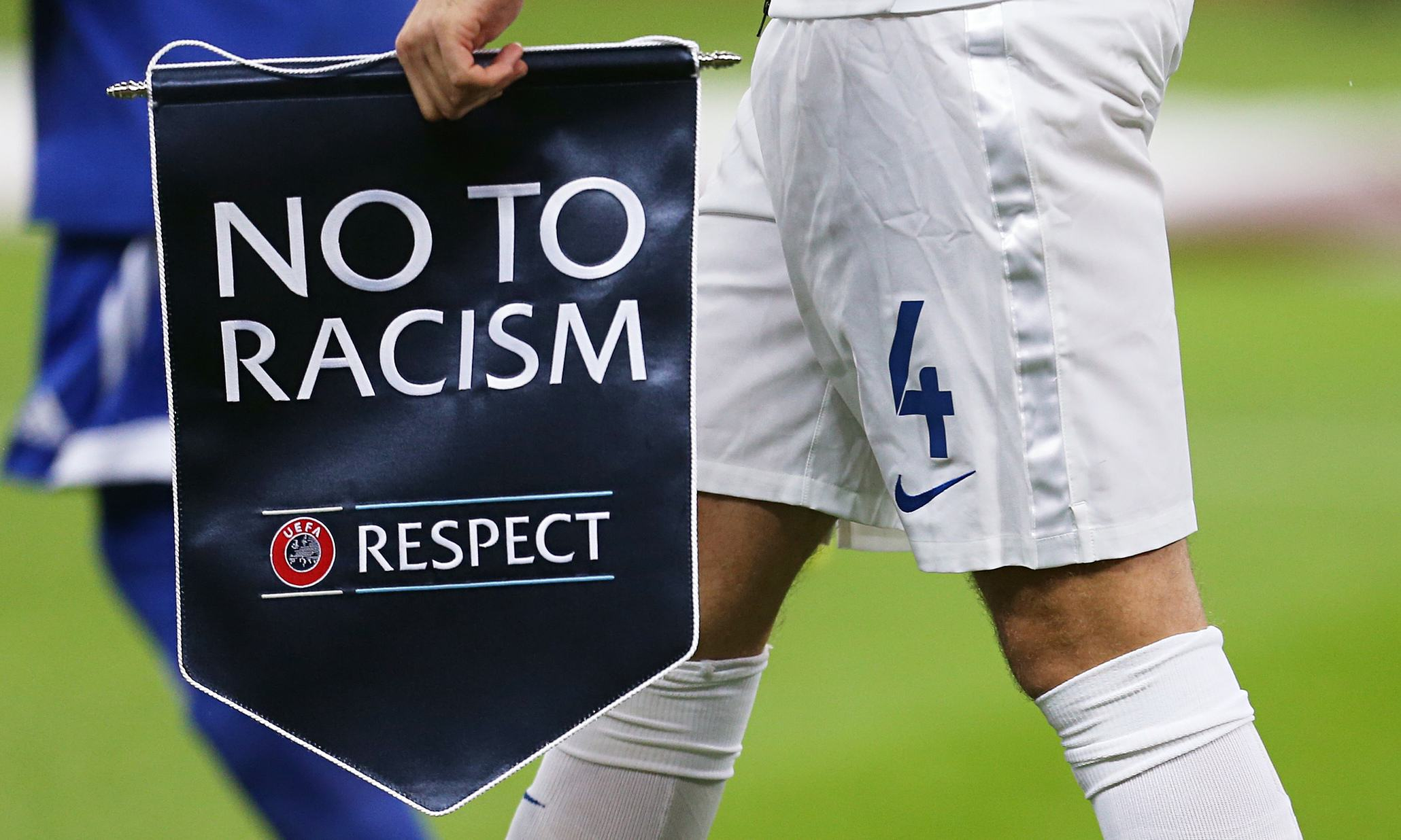 Five Times The Beautiful Game Turned Ugly In 2015 Racism 009