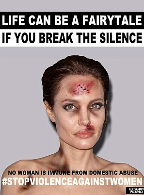 Kardashians Threaten Lawsuit After Controversial Domestic Violence Campaign Goes Viral Screen Shot 2015 12 01 at 23.39.29