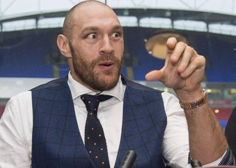 BBC Journalist Calls Tyson Fury A Dickhead On Live Broadcast Screen Shot 2015 12 08 at 23.56.41