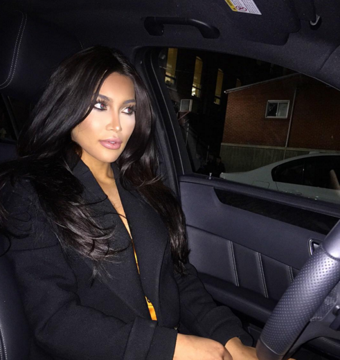 The Internet Is Losing Its Shit Over This Blogger Who Looks Like Kim Kardashian Screen Shot 2015 12 23 at 12.19.30