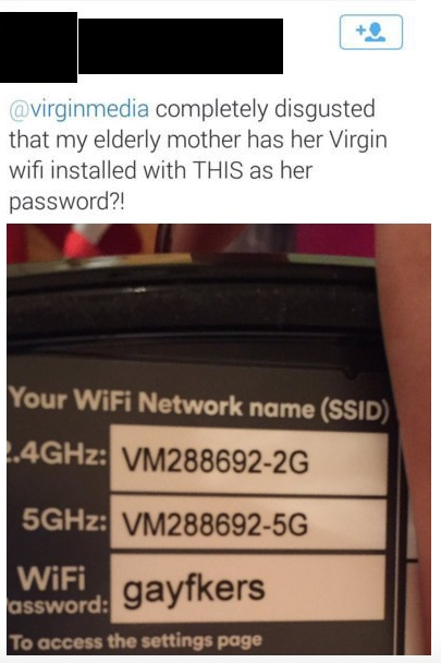 Internet Battle Rages After Shocking WiFi Password Discovered On Router Screen Shot 2015 12 26 at 17.35.24 1