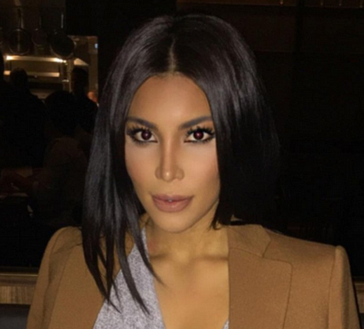 Kim Kardashians Now Famous Twin Cant See The Resemblance Screen Shot 2015 12 28 at 12.55.59