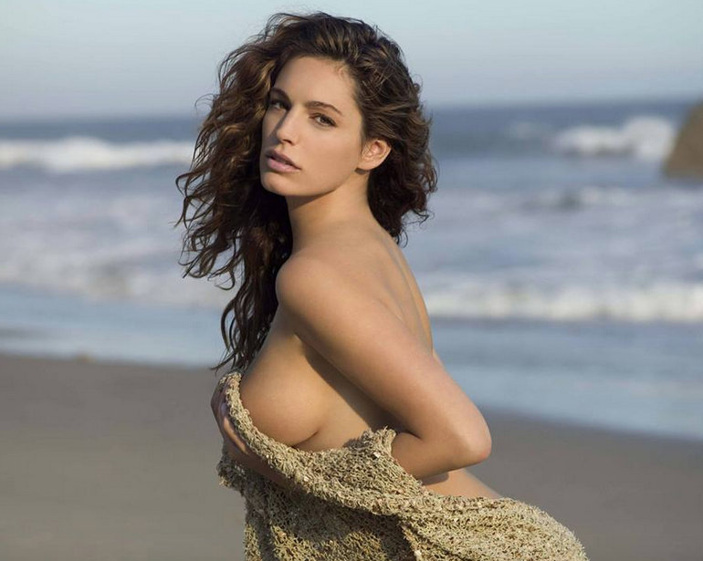 kelly brook in line to fill one pretty iconic tv role
