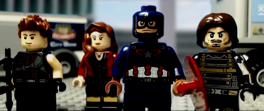 Captain America: Civil War Trailer Gets Lego Remake And Its Incredible Screen Shot 2015 12 31 at 19.21.51