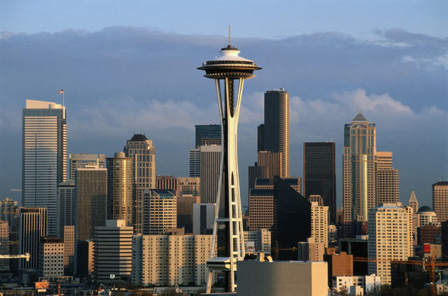 Study Reveals 20 Richest Americans Are Worth As Much As Half Of U.S. SeattleSpaceNeedle