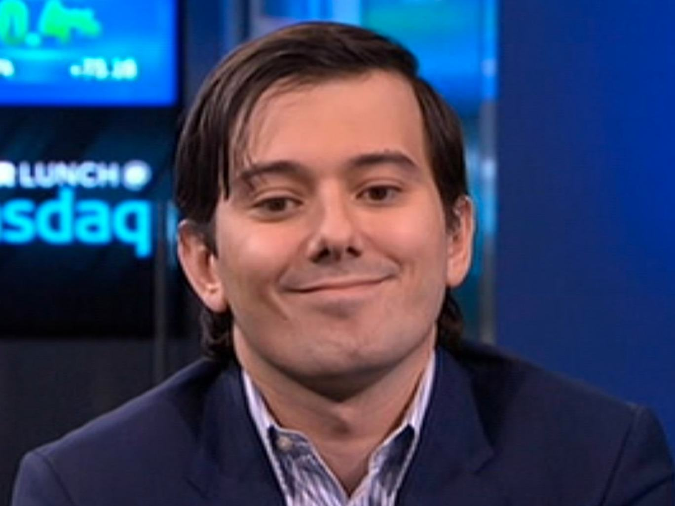 The Most Hated Man On The Internet Raises The Price Of Another Drug Shkreli 4