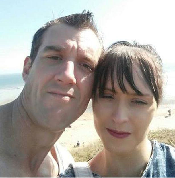 Harrowing Story Of Bride To Be Who Woke Up In Shallow Grave Following Domestic Attack Stacey Gwilym and Keith Hughes