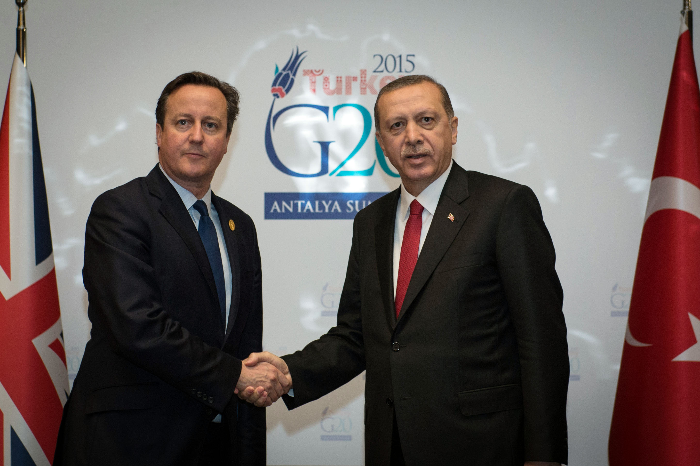 G20 meeting - Antalya
