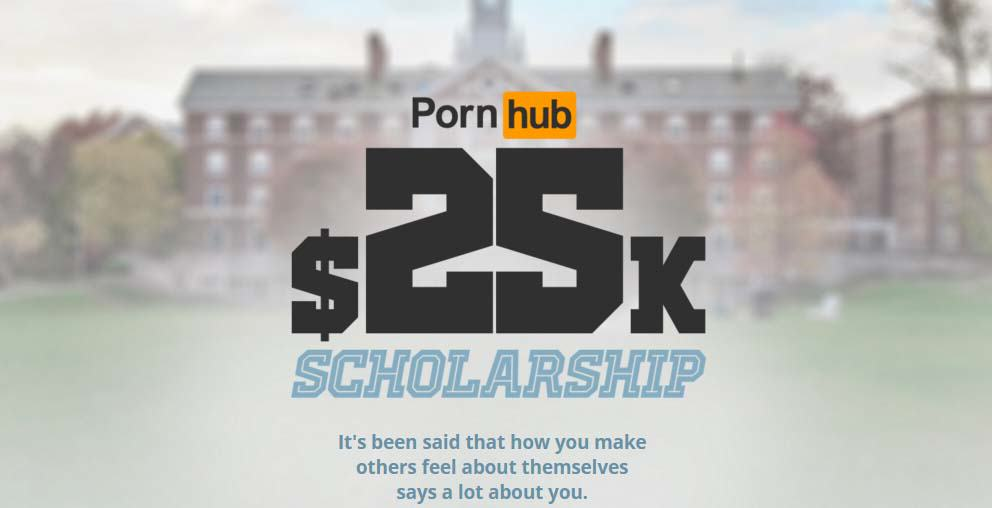 Pornhub Gave Away A $25k Scholarship, And The Winner Is Fairly Surprising Untitled 1 5