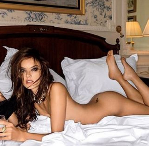 Supermodel Unhappy With Maxim Owners Creepy Behaviour On Nude Shoot Untitled 11