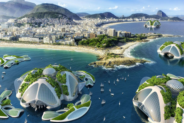 These Underwater Cities Look As Epic As They Sound ad191722137pictured these