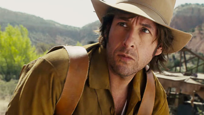 Johnny Depp Named The Most Overpaid Hollywood Actor Of 2015 adam sandler the ridiculous 6 netflix