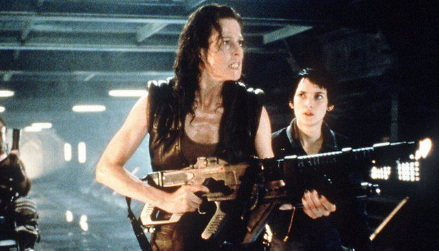 Five Kickass Females From TV And Film In 2015 alien 640x366