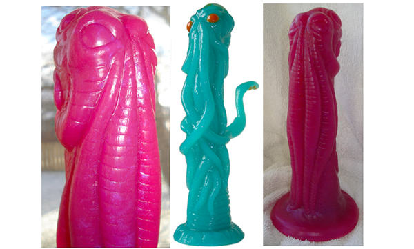 These Alien Fetish Dildos Will Blow Your Mind alien3