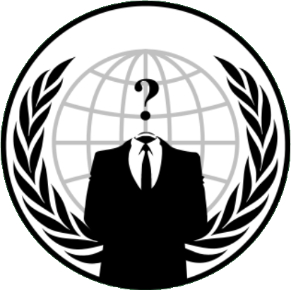Anonymous Launch Huge Cyberattack On Turkey As Part Of War Against ISIS logo