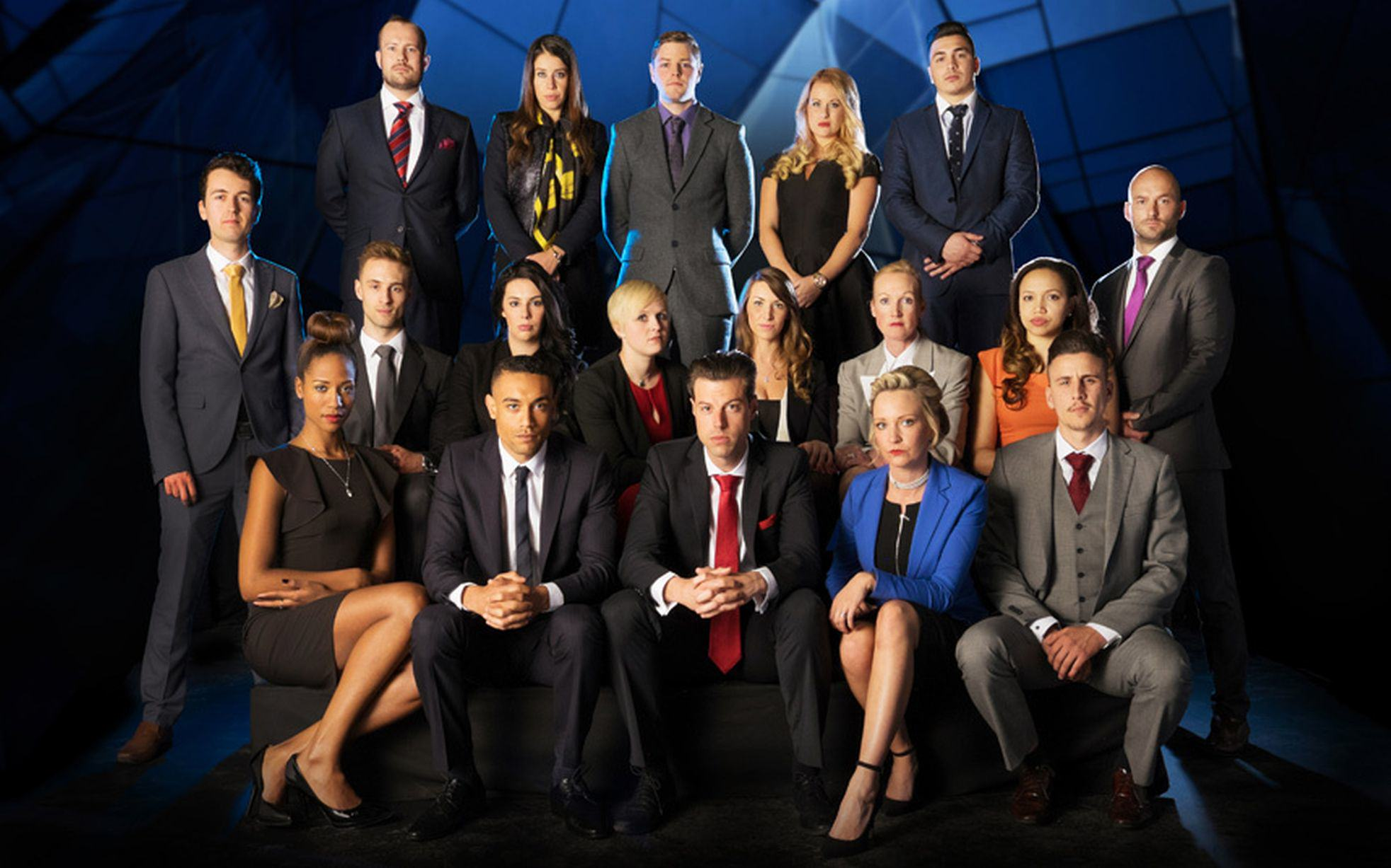Apprentice Star Describes Himself As F*cking Player And Details Orgy With Female Contestant apprentice group 3459892k
