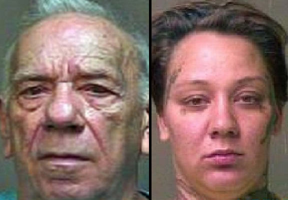 Prostitute And John Caught In The Act By Drone, Get Arrested arrests