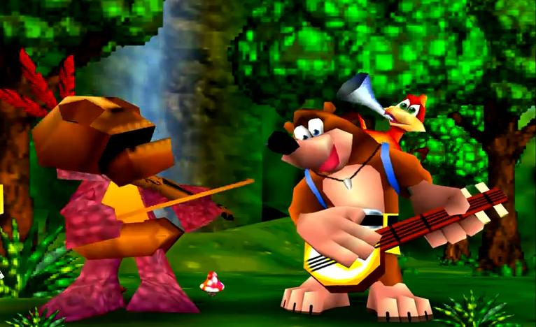 Rare Release New Footage Of Banjo Kazooies Ill Fated Predecessor banjo kazooie