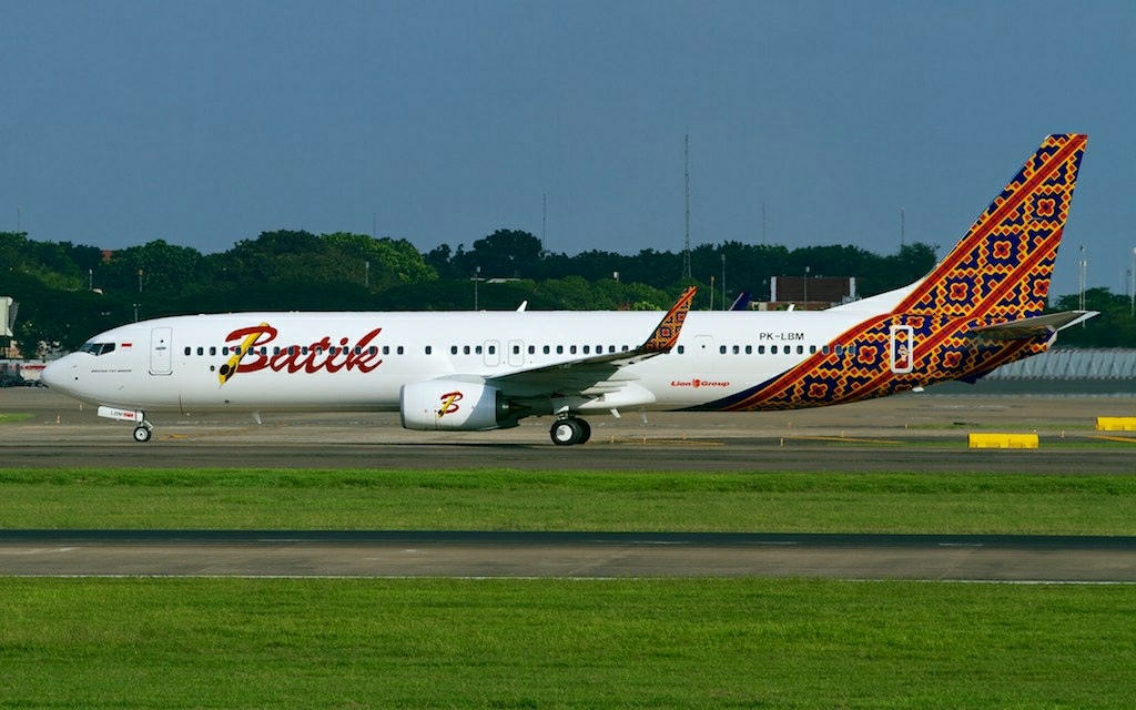 Heres Why You Should Never Make A Bomb Joke On A Plane batik air 2 Coconuts Jakarta
