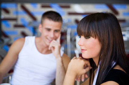 Guys Flirts With Girl He Fancies On Bus, Pays Really High Price bus7