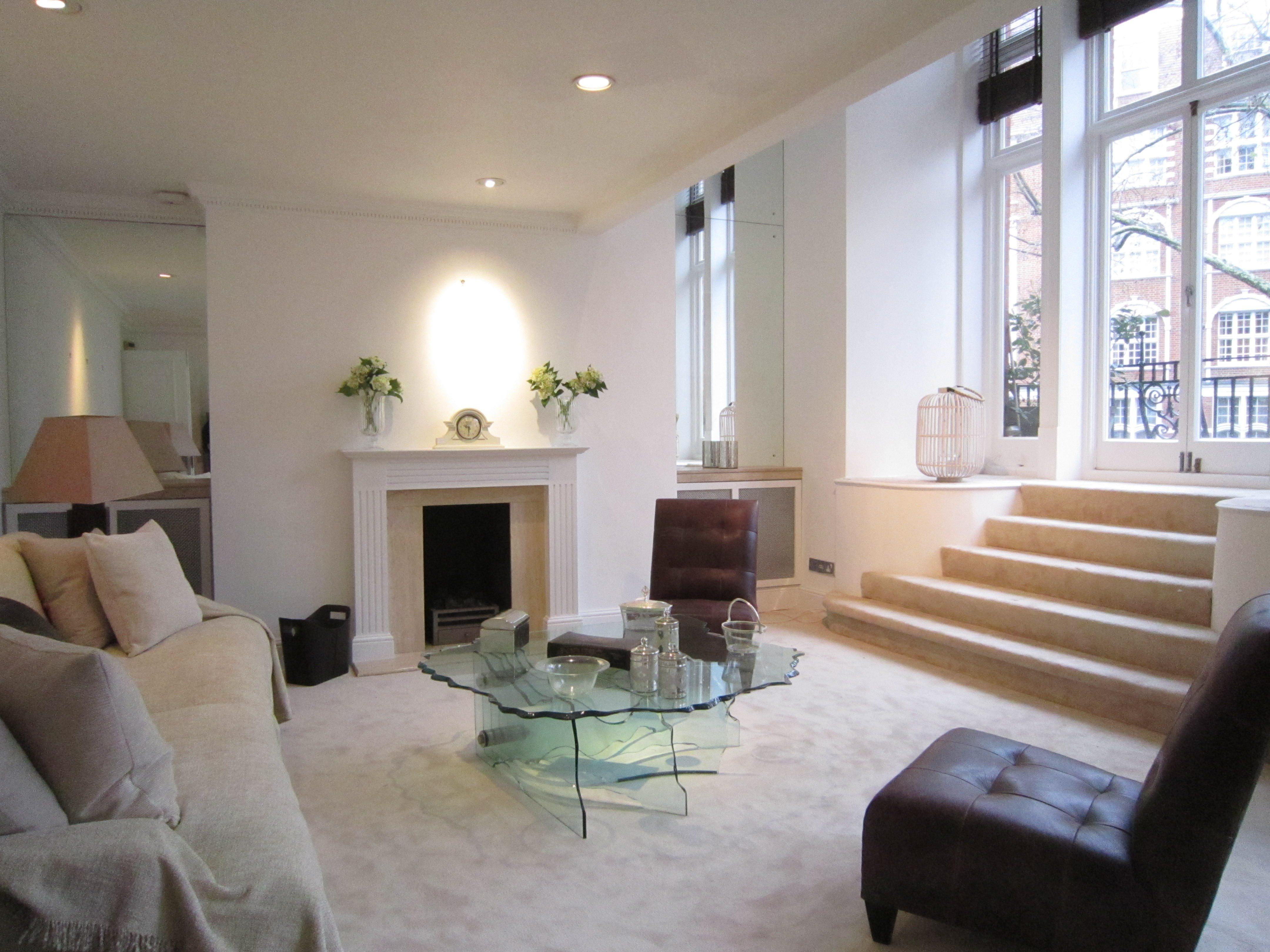 A Look Inside Luxury Flats Overseas Students Are Spending £600 Million To Rent cadogan gardens reception room