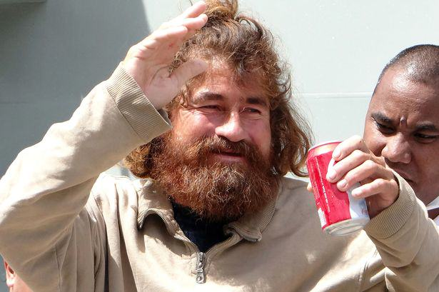 The Real Life Castaway Man Is Being Sued For Eating His Friend castaway1