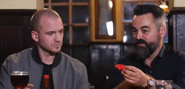 Viral Video Shows Lads Eating Worlds Hottest Chilli And It Doesnt End Well chilli 1