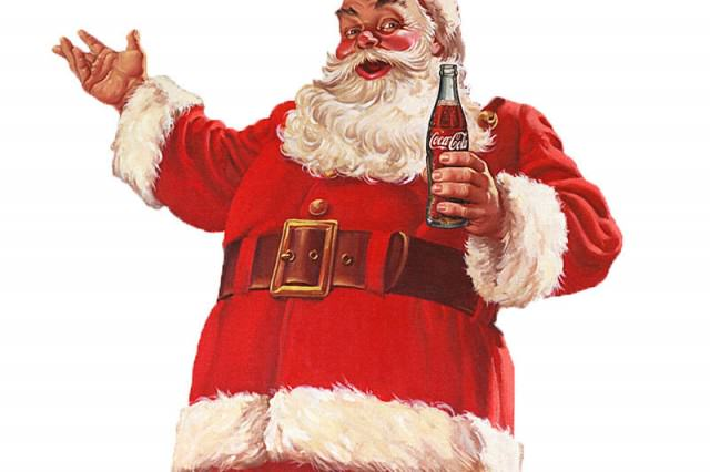 The Best And Worst Christmas Adverts Ever coca cola christmas santa 640x426