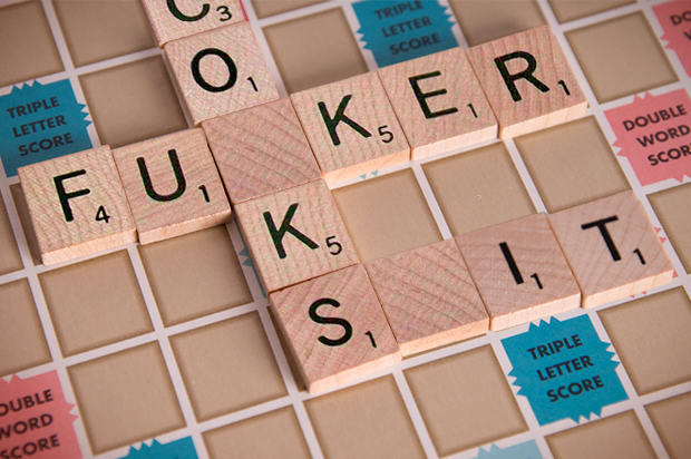 People Who Are Really Good At Swearing Have A Great Advantage, Apparently dirty scrabble 1