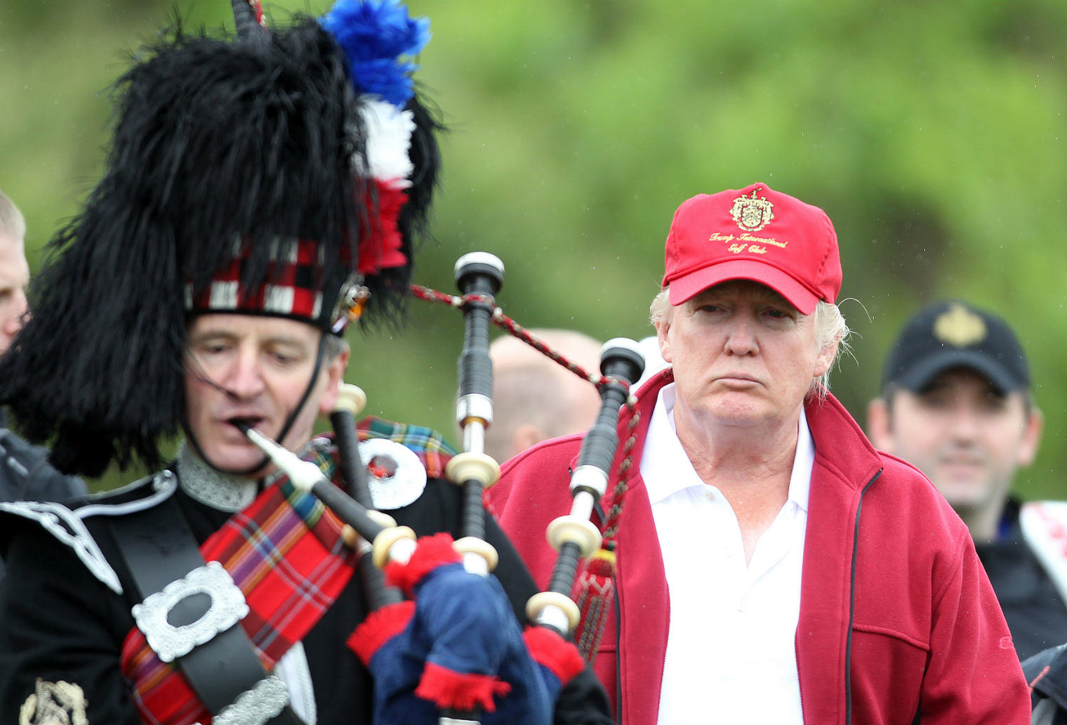 A Lot Of People In Scotland Want Donald Trump Banned From The UK donald trump scotland 3