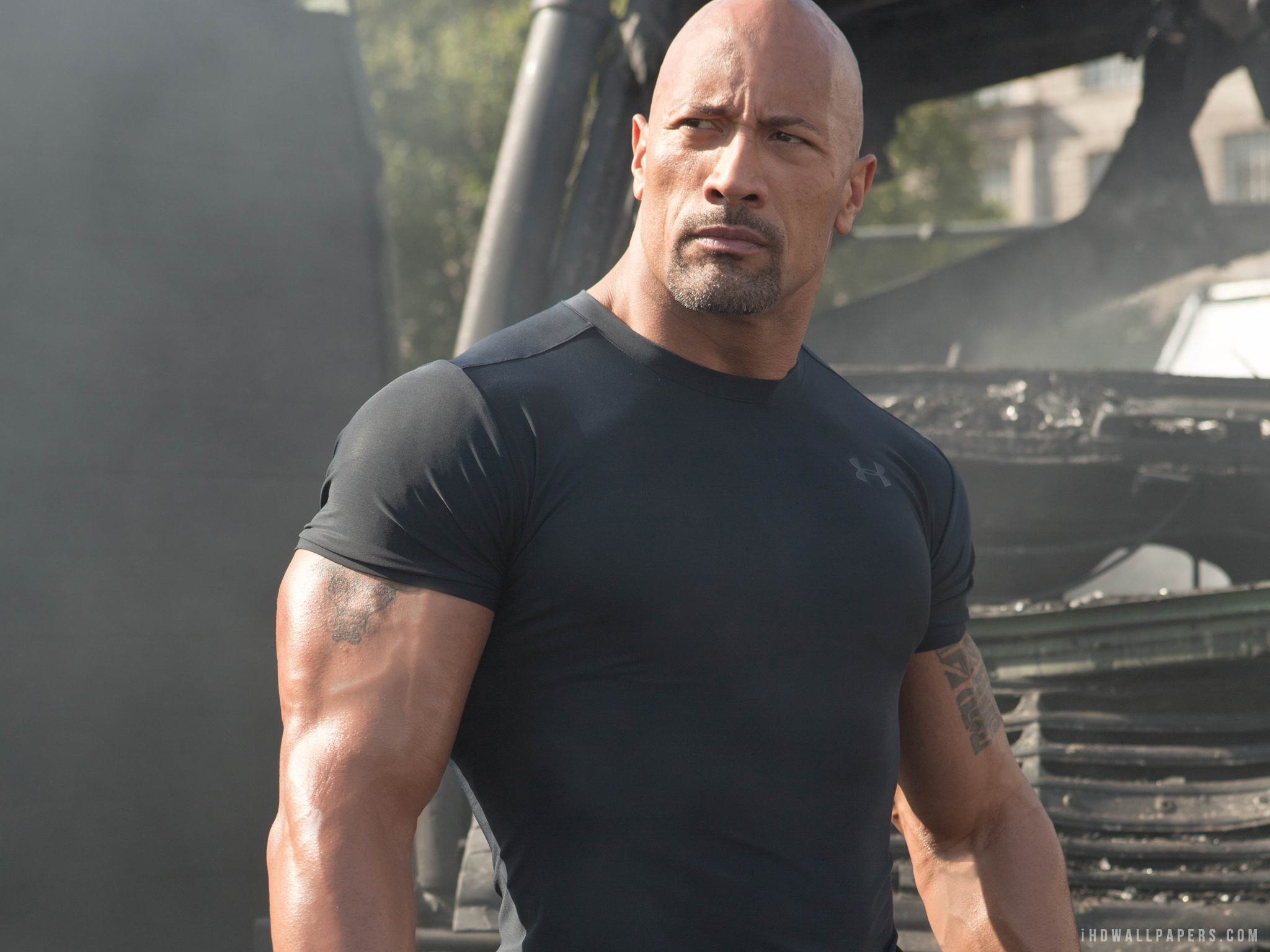 Seven Celebrities You Probably Didnt Know Struggled With Mental Illness dwayne johnson in san andreas 2015 2048x1536