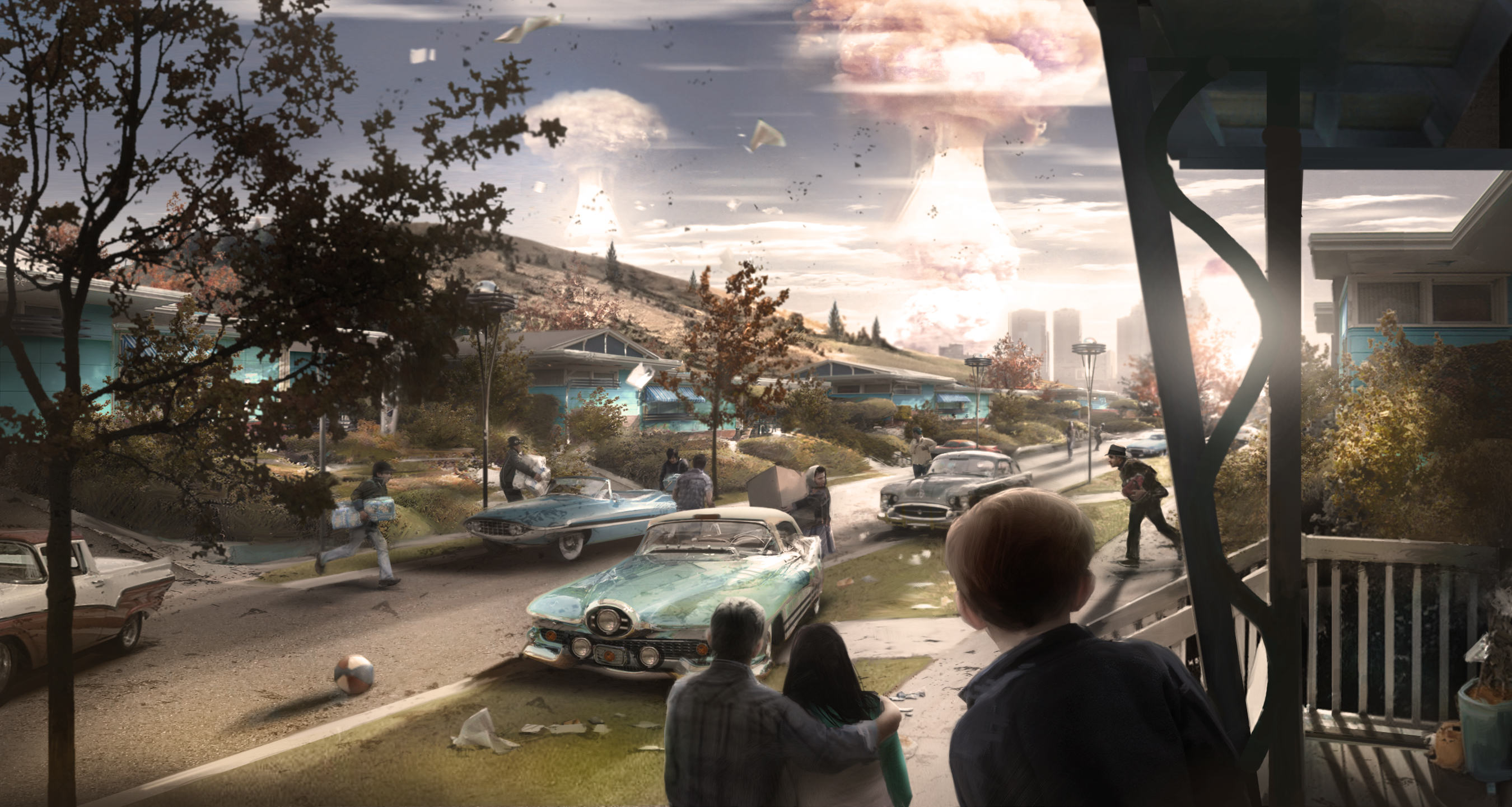 This Idiot Is Suing The Maker Of Fallout 4 Because It Ruined His Life fallout45
