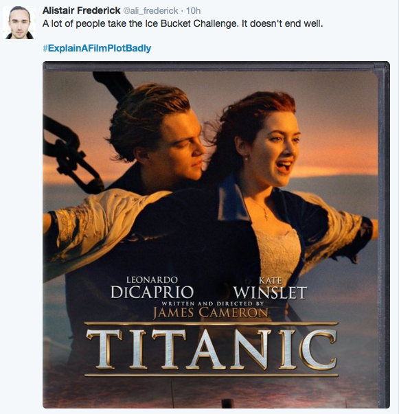 People Have Been Badly Explaining Film Plots Online And Its Hilarious film8