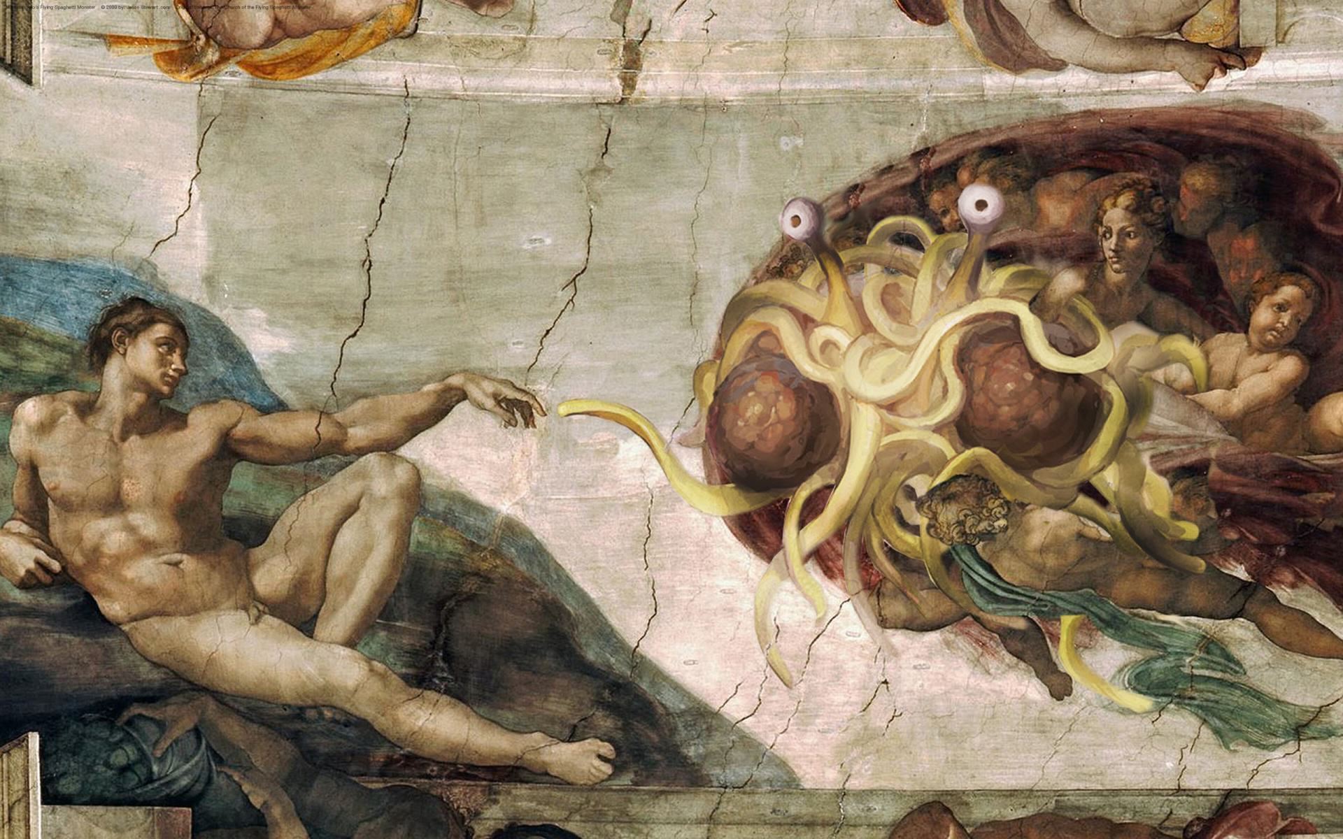Icelanders Are Converting To A Unique Religion, To Make Money flyingspaghettimonster