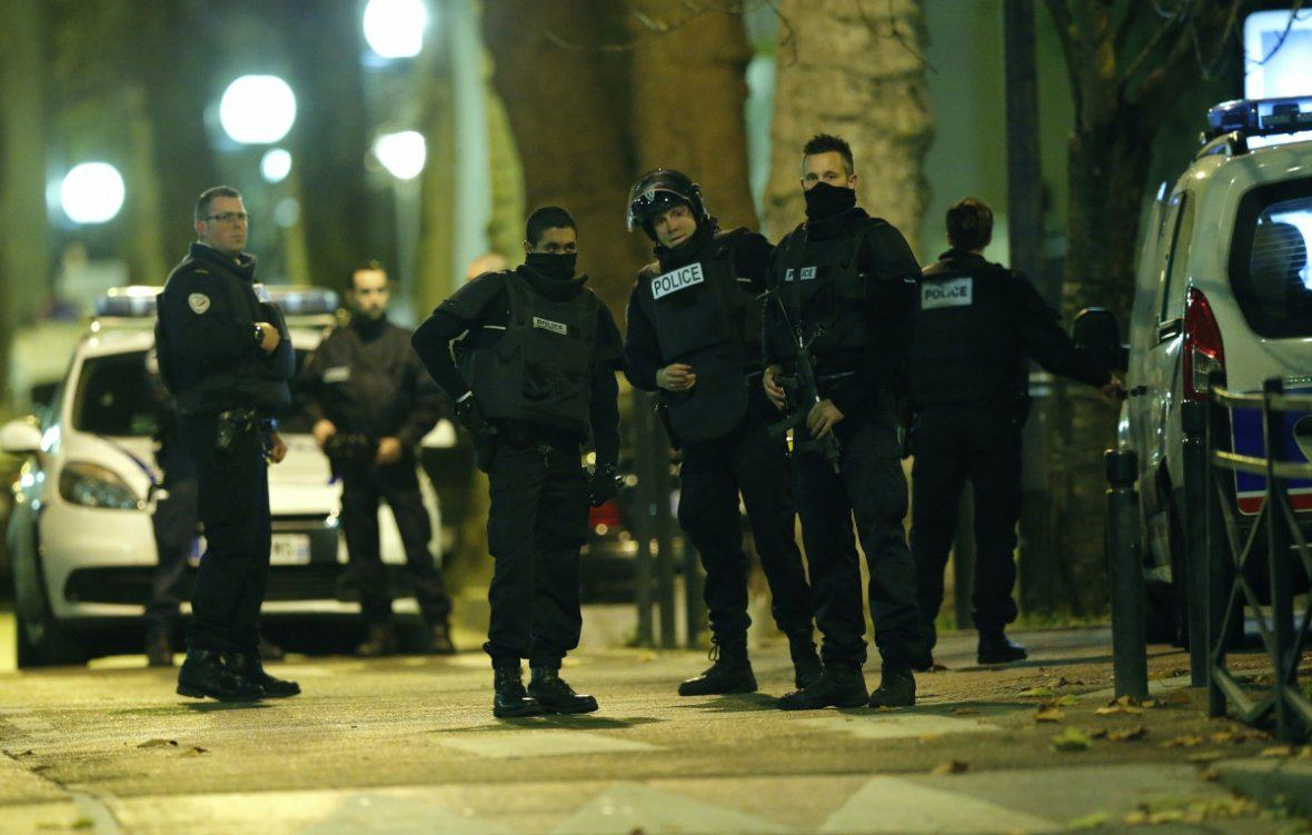 Former British Spy Claims Paris Attacks Were Inside Job Not Isis french special police forces saint denis france