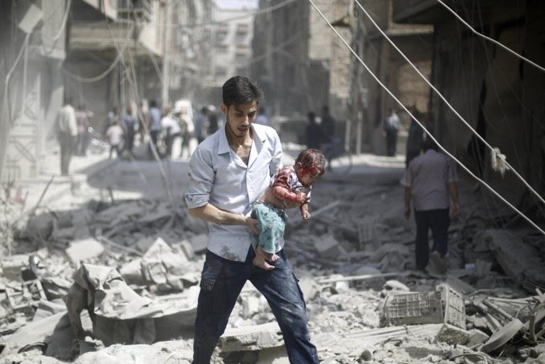Heres Why MPs Laughed Moments After They Voted To Bomb Syria gettyimages 485911712