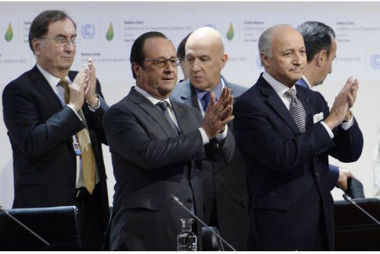 World Awaits Historic Climate Deal To Keep Rises Well Below 2C hollande.jpg.size .xxlarge.letterbox