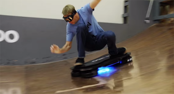 Dads Once Again Defeated By Technology As Christmas Hoverboards Fight Back hover