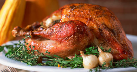Christmas Food Hacks That Will Impress Your Mates And Family imgs thanksgiving healthier healthiest turkey