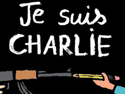 The Cover Of Charlie Hebdo Editors Book Is Incredibly Powerful index
